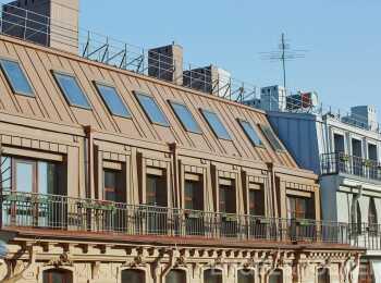 Квартиры с террасами на последнем этаже